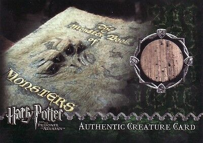 Harry Potter Prisoner of Azkaban Update Monster Book of Monsters Variant Prop