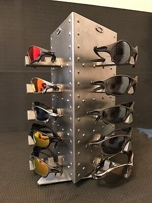 Oakley Madness Rotating Display Tower For Oakley Romeo, X Metal, Mars, Juliet