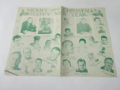 1945 Fairview Arena, Detroit Wrestling Program, 22 Wrestlers Pictures on Covers
