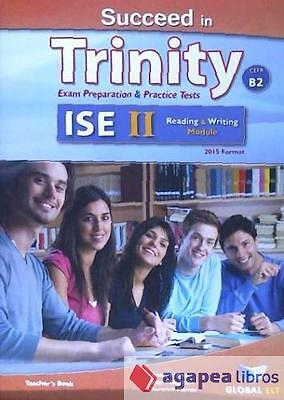 Succeed In Trinity Ise Ii-B2 Reading And Writing Teachers Book. Libro Nuevo