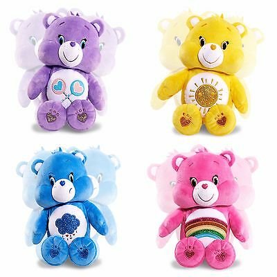 Brand New Care Bears Sing - A - Long Plush Soft Toy (Choose your Character)