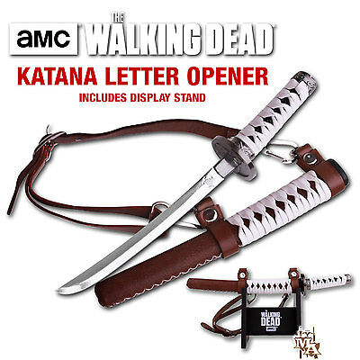 The Walking Dead Michonne's Letter Opener Officially Licensed AMC Zombie
