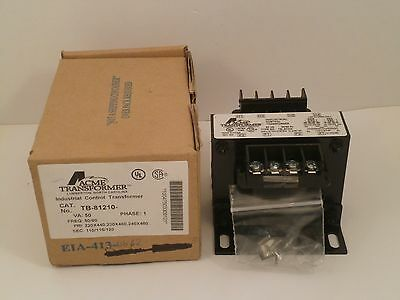 Acme 50 Va Control Transformer Tb-81210 *new In Box*