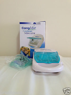 Home Compmist Compressor Nebuliser for Adults and Pediatric