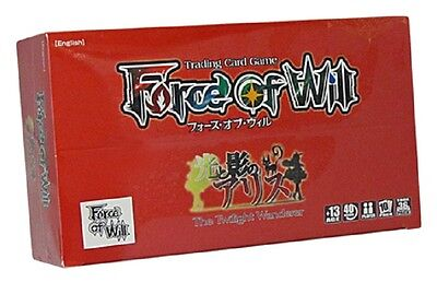 Force of Will - Box - The Twilight Wanderer