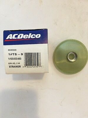 BRAND NEW ACDELCO TS45 FUEL PUMP STRAINER KIT TS-45 GM 25160600 FREE SHIPPING!!