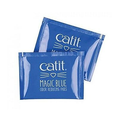 CAT IT Sachet de rechange Magic Blue - Pour bac a litiere