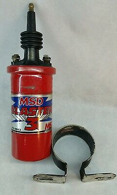 MSD Blaster 3 Ignition Coil #8223 High Performance Racing Ign Coil.