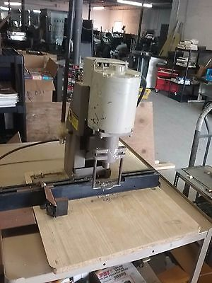 Challenge Model JO single spindle paper drill