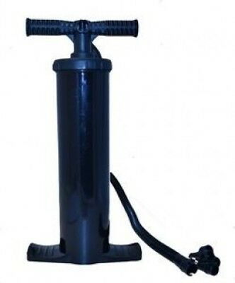 Royal 2 Litre Double Action Hand Pump For Air Tent & Air Beds
