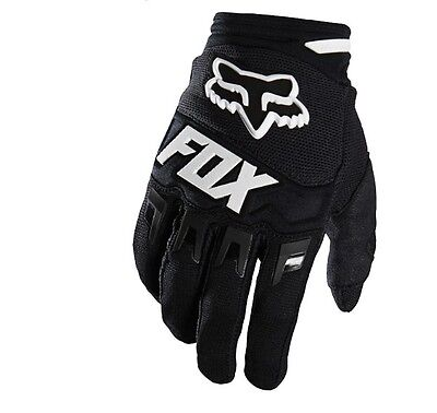 Guanti Fox Dirtpaw Race Black Fox Mx16 Offerta Ultima Taglia Xxl