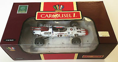 1:18 CAROUSEL 1  DAN GURNEY LOTUS 38 #17 1965 INDY 500 with Yamaha/Ford decals