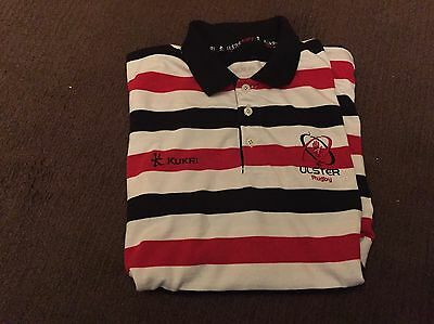Ulster Rugby Polo Shirt 4XL