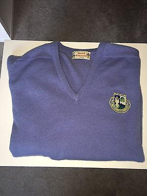 Mens Old Course St Andrews Hawick Knitwear Jumper golf