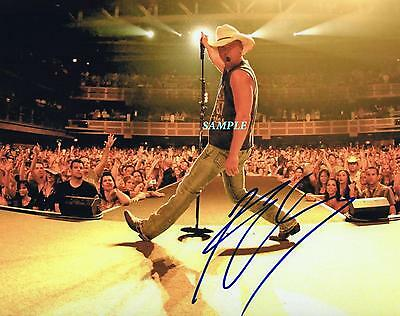 Kenny Chesney #2 Reprint Autographed Signed Picture Photo Auto Rp Collectible