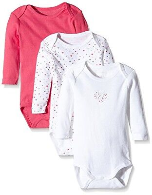(TG. 68) NAME IT NITBODY LS NB G NOOS, Body Bimbo 0-24, Multicolore (Rouge Red),