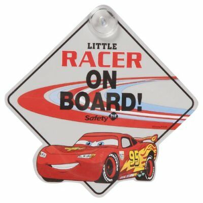 Disney Little Racer On Board Sign, Cars II New