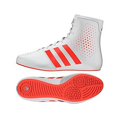 Adidas KO Legend 16.2 Boxschuhe Boxstiefel Boxen Training Sparring Wettkampf
