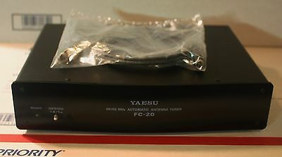 Yaesu FC-20 Automatic Antenna Tuner for FT-100/D FT-847