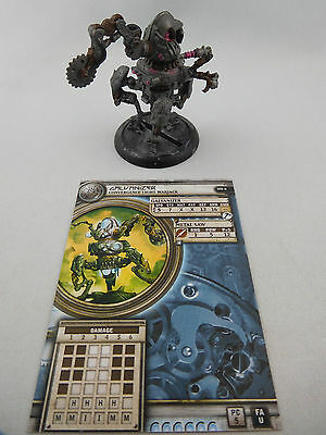 Galvanizer [Convergence of Cyriss] Warmachine
