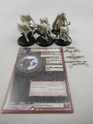 Hordes [Legion of Everblight] Blighted Nyss Striders [Metal]