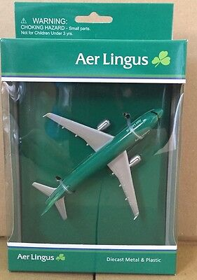 Daron Trading Real Toy Welly Die casting Aer Lingus AL76340