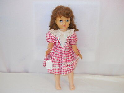 Harriet Hubbard Ayer Doll by Ideal - 14""