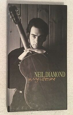 CD Collection: Neil Diamond, In My Lifetime, 3 CDs with booklet, 1996