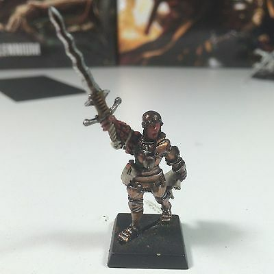 Empire Captain (Metal OOP) [The Empire] Warhammer – A025