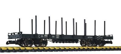 Zenner Stake wagon Flat wagon Regular track Gauge II 64mm