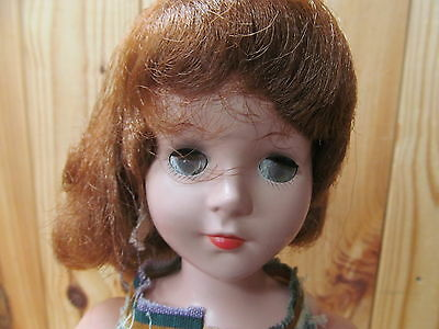 Vintage American Character Doll w/ sleepy eyes and clothes Sweet Sue?