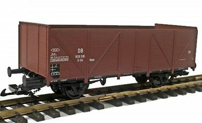 Piko High-sided wagon Spur G, converted through Zenner to Gauge 2, 1:28