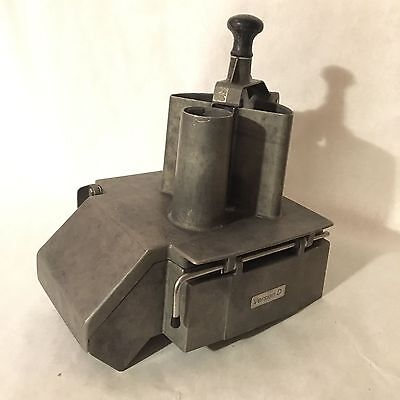 "Robot Coupe Continuous Feed Attachment for Commercial food processor ""Version D"""