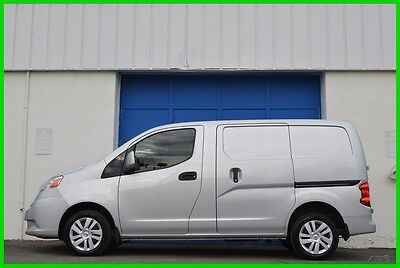 2015 Nissan NV NV200 SV As New 23 Miles Bluetooth Cruise Save Big Full Power Options Apperence Package Steering Wheel Controls Dual Sliding Doors