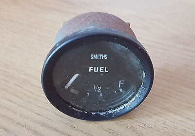 SMITHS BF2217/01 Fuel Guage Dial - Classic Vintage Car Part