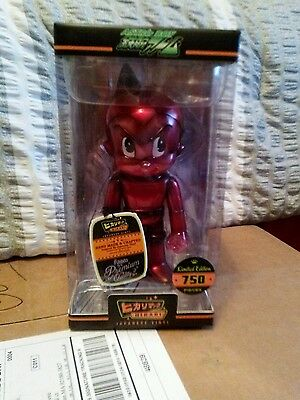 Funko HIKARI Astro Boy INFRARED vinyl Figure *NEAREST MINT! NO DAMAGE