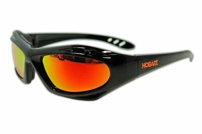 Hobart 770726 Shade 5, Mirrored Lens Safety Glasses New