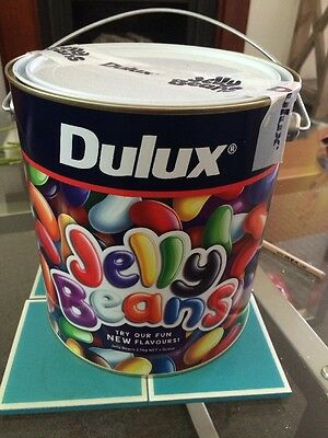 Dulux Jelly Bean Tin New Sealed. Melbourne