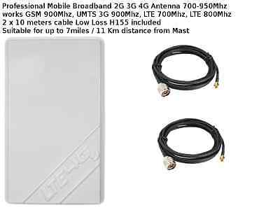 Maison Antenne À Large Bande Mobile Huawei Aérienne Booster MIMO 4G B310 Trois