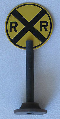 1 Scale Railroad Crossing Sign C-6 NR