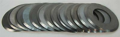 Set of 13 Replacement Blade for Model QJ-009 Wire Stripping Machine Copper Strip