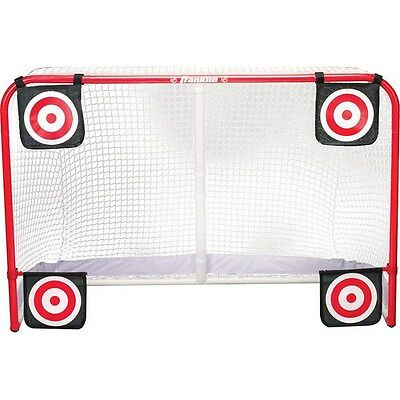 Franklin Sports NHL Hockey HX PRO Goal Corner Shooting 2 Weighted Self Targets