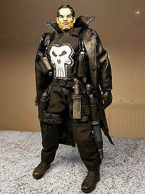 1/6 scale  Marvel Studios 12 inch The Punisher collector's edition