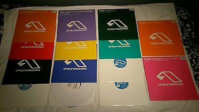 14 x Anjunabeats Anjuna Beats Vinyl Records Collection. Trance / Progressive