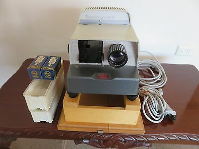 Paximat N-12 Electric Slide Projector