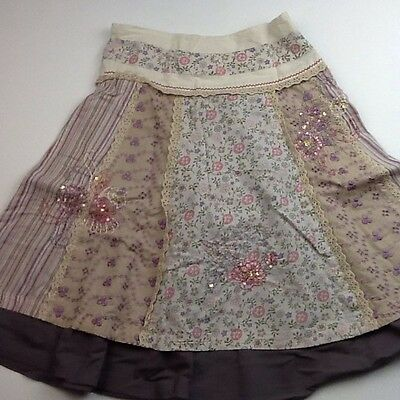 Girls NEXT Age 7 Years Pretty Party Skirt Ref: 083