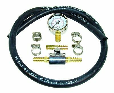 Sytec Fpgk200 Alto Pressione Del Carburante Test Kit 0-7 Bar (0-100Psi)