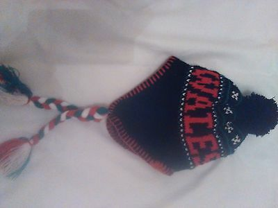wales hat one size kids new