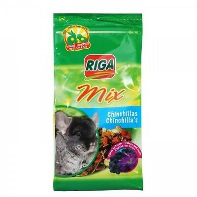 RIGA RIGAMIX chinchillas fruits  800g RONGEURS