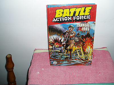 Battle Action/Force annual/book 1985